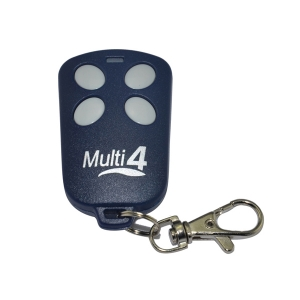 Mulity-frequency remote transmitter