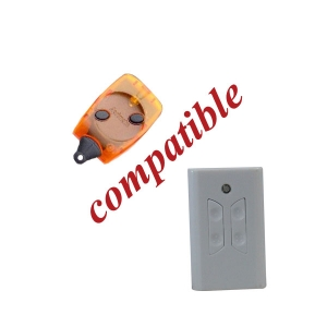 Compatible APRIMATIC TR2 remote transmitter
