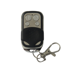 Self learning RF remote control for door opener