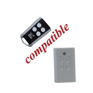 replacement brand V2 door remote