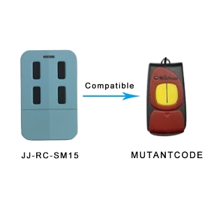 replacement MUTANTCODE remote