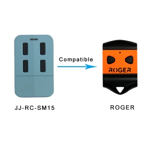 Top Roger Compatible Remote suppliers
