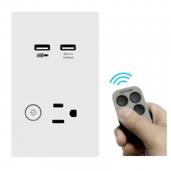 Receptacle Smart Socket With USB Charger Ports reviews