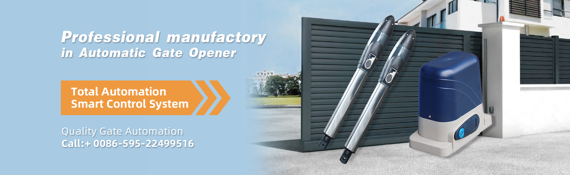 Top Automatic Gate Opener Supplier